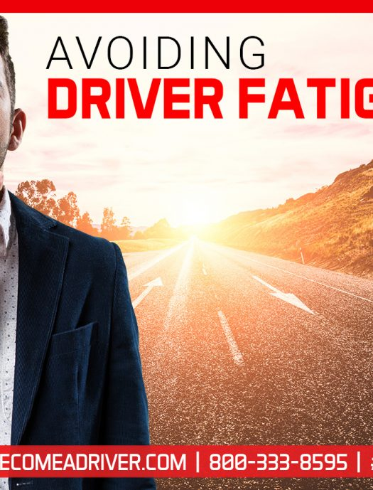 avoid driver fatigue